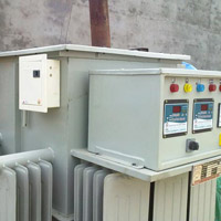 Roling Contact Type Servo Voltage Stabilizer