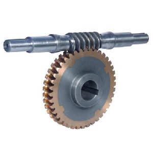 Worm Wheel Gears