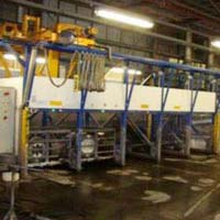 Caustic Soda Cleaning Plant