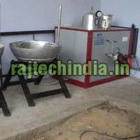 Automatic Khoya Making By Steam