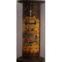 Wooden Ornamental Pillar