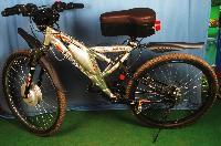 Damier Power Bike