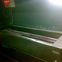 Damper Roller Cleaning Machines