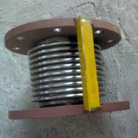 Single Axial Bellow With Flange