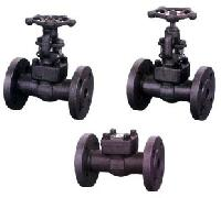 Forged Steel Integral Flanged End Valve