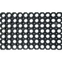 Rubber Hexagon Mat