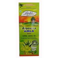Rishi Natural Aloevera Amla Juice