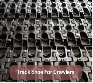 Track Shoe For Crawlers