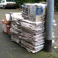 Industrial Waste Paper