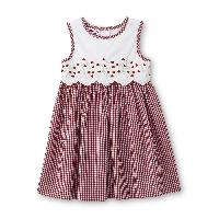 Children's Sleeveless Dress