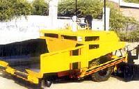 Mechanical Asphalt Paver Finisher