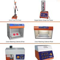 Garment Testing Equipments