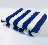 swimming pool towel