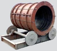 spun pipe machine