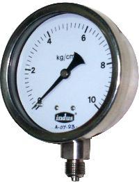 Weatherproof Pressure Gauge