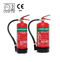Portable Clean Agent Fire Extinguishers