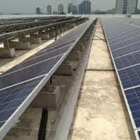 On Grid Solar Power Plant Installation