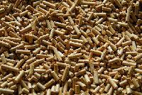 Compound Cattle Feed Pellet