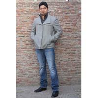 Designer Made Light Gray Jacket