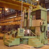 Vertical Turning Lathe Machine