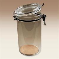 Clear Acrylic Humidor Jar