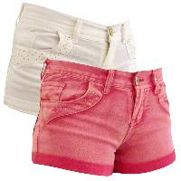 Ladies Short Pant