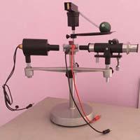 Milikans Oil Drop Apparatus