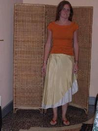 Double Layer Skirt
