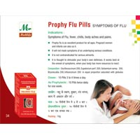 Prophy Flu Tablets