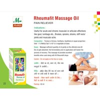 Rheumafit Massage Oil
