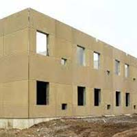 Solid Insulated Wall Panel