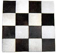 Leather Cushion Cover - Item Code - Ai-lcc-03