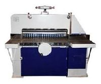Semi Auto Paper Cutting Machine