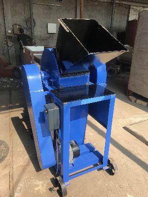 Garden Waste Shredder Machine 02