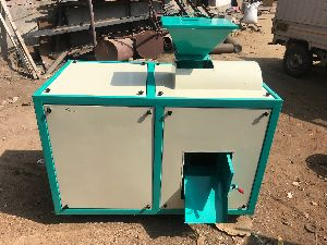 Garden Waste Shredder Machine 07