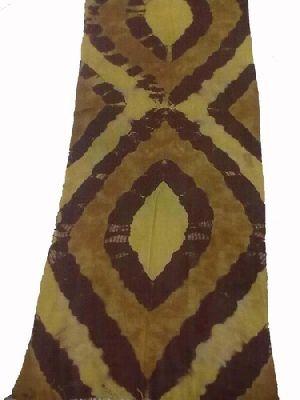 Ladies Tie Dye Long Cotton Scarves