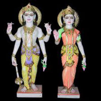 Laxmi Narayan Statues