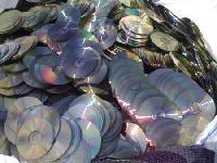 Compact Disc Scrap
