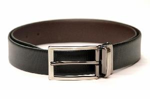 mans leather belt