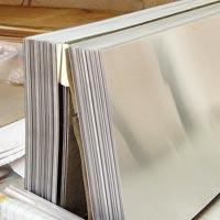 Aluminium Plain Plates