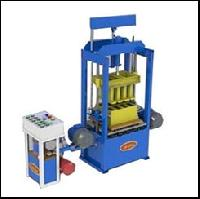 Vibro Hydraulic Block Machine