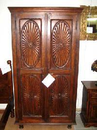 Wooden Glass Almirah In Rajkot Manufacturers And