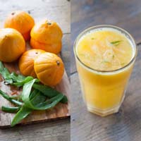Orange Flavoured Aloe Vera Juice