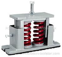 Housed Multi Coil Spring Isolator