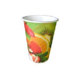 Juice Paper Glass