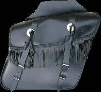 Leather Motorcycle Saddle Bag Item Code : Bs-5503