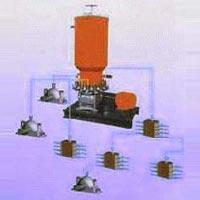 Single Line Progressive Type Lubrication System