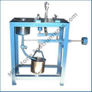 Tile Flexure Strength Testing Machine
