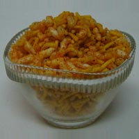 Garlic Puffed Rice