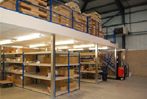 Anti-skid Mezzanine Flooring